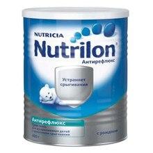Молочная смесь Nutrilon Антирефлюкс с рождения 400 гр