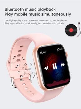 IWO 13 Pro T800 Smartwatch 2021 1.72 Inch Bluetooth Call DIY Dail Fitness Bracelet Smart Watch Men Women PK IWO W46 W56 Series 6 5
