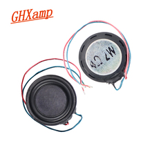 GHXAMP 20MM Speaker Ultra Thin Mini 4 Ohms 2 W Full range Loudspeaker High Performance Neodymium Magnet