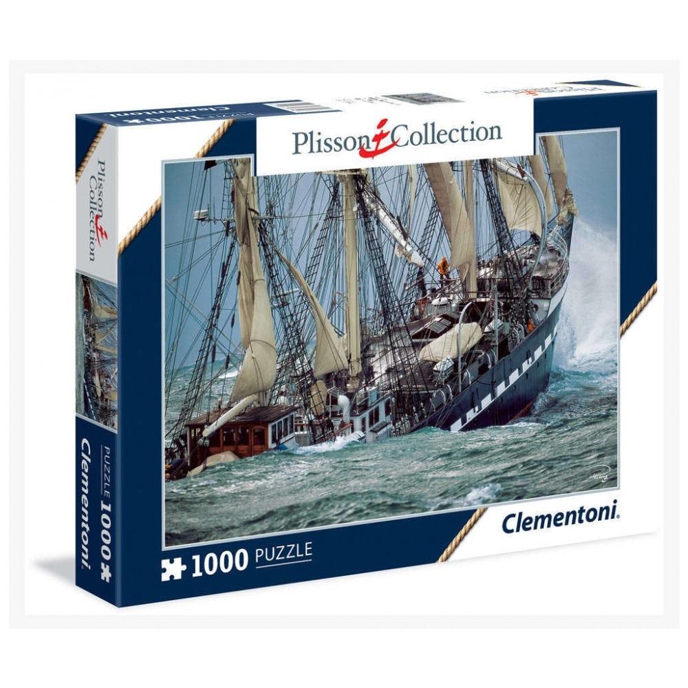 Toys & Hobbies Games and Puzzles Puzzles Clementoni 412674 паззл vintage puzzles