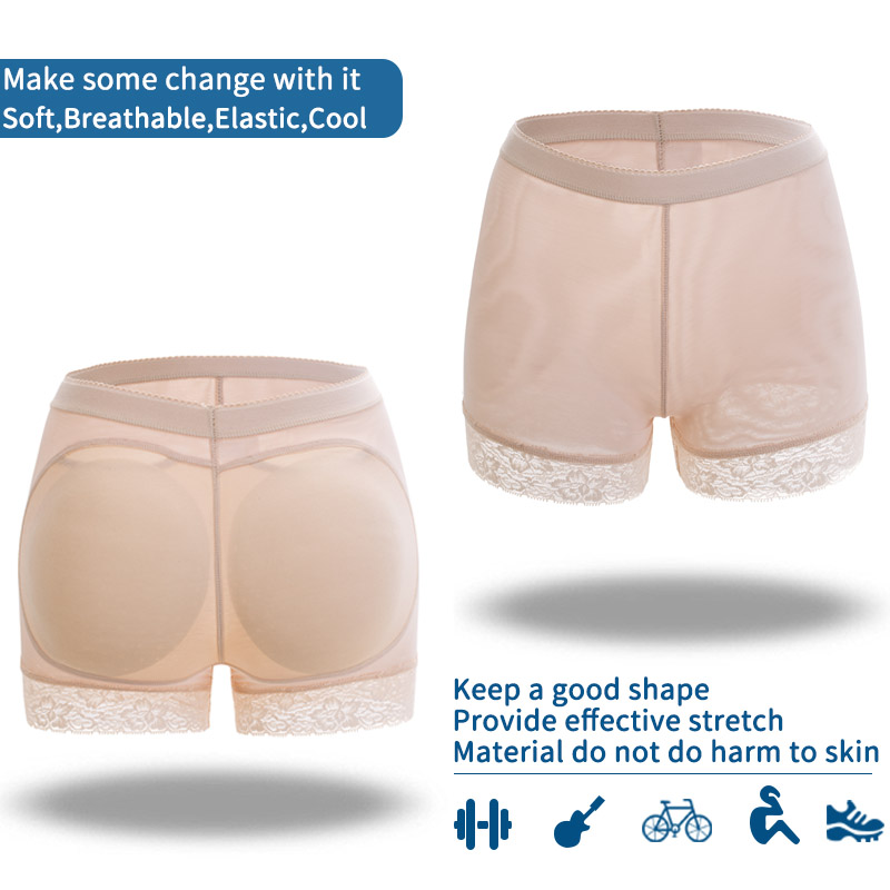 Women booty pads Panty Bum Butt Lifter Ass Big Control Panties Fake Hip Enhancer Shaper Brief Push Underwear Bottom Panty Push in Control Panties from Underwear Sleepwears
