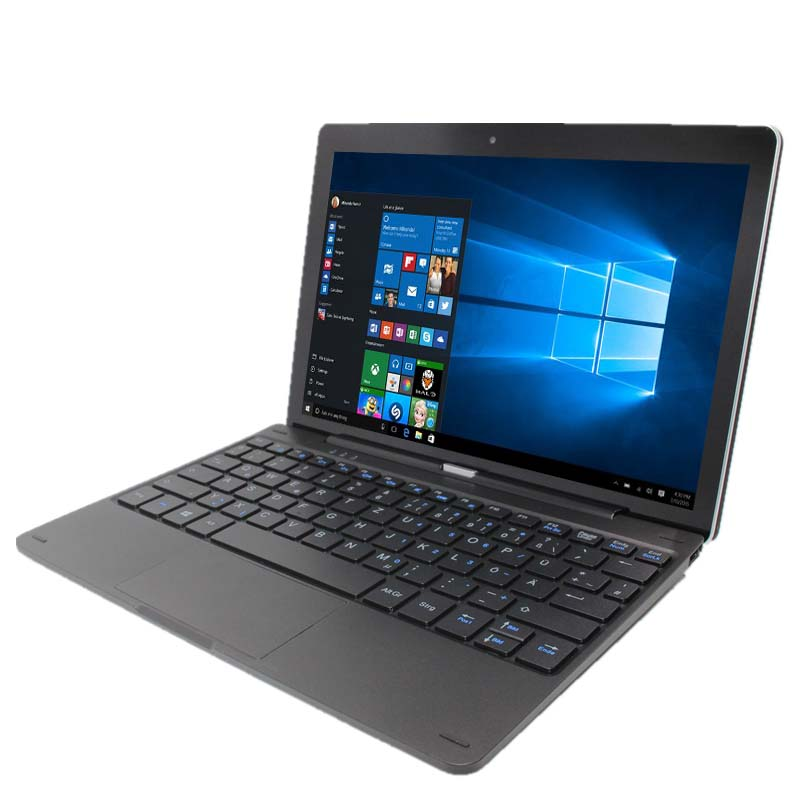 10.1 Windows Tablet PC  Windows 10 2GB+32GB/64GB HDMI 1280*800  IPS Screen Quad Core 32-bit Add Keyboard Dock Wifi Bluetooth