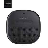 Bose SoundLink Micro Portable MIni Speaker IPX7 Waterproof Bass Sound with Speakerphone for Outdoor Hiking Biking Voice Prompts