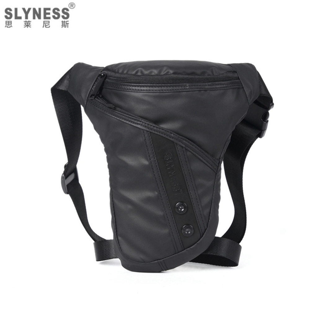 New Fashion Casual Waterproof Waist Pack Leg Bag Motorcycle Thigh Bag Ultra-light Design High-end Brand Waist Bag Fanny Packs