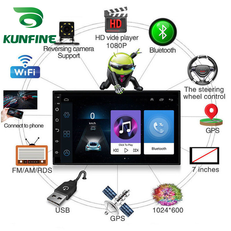 Multimedia radio Stereo 8.1 12