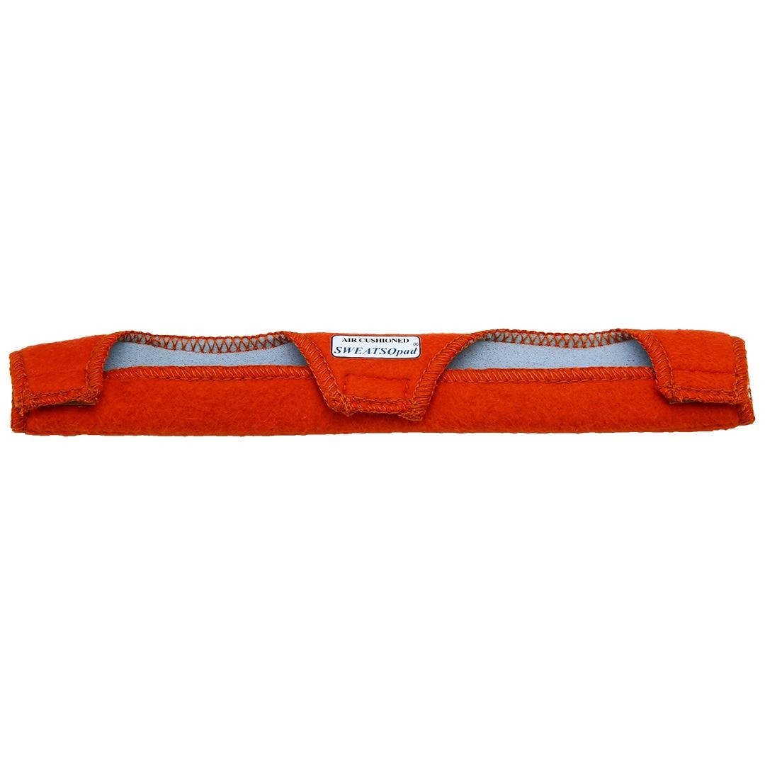 1pc Soft Antiflaming Fabric Replaceable Headband Orange Color Cotton Welding Helmet Sweatband Welding Soldering Protective Tool