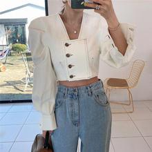 Ins/шикарные дизайнерские джинсы в Корейском стиле куртка для
