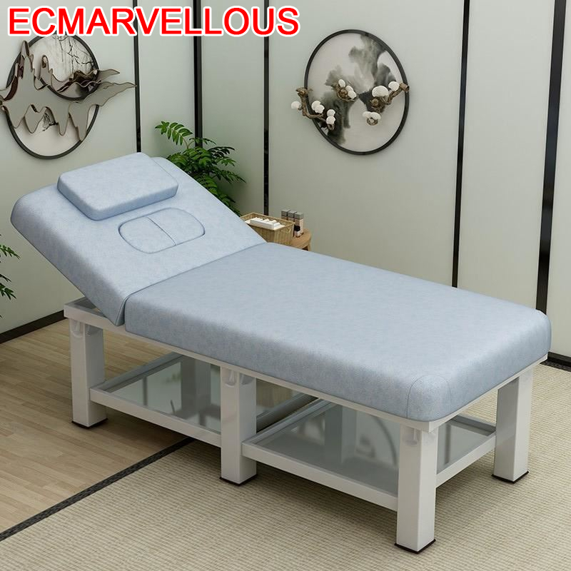 Beauty Furniture Tafel Lettino Massaggio Dental Salon Tattoo De Foldable Chair Table Folding Camilla Masaje Plegable Massage Bed