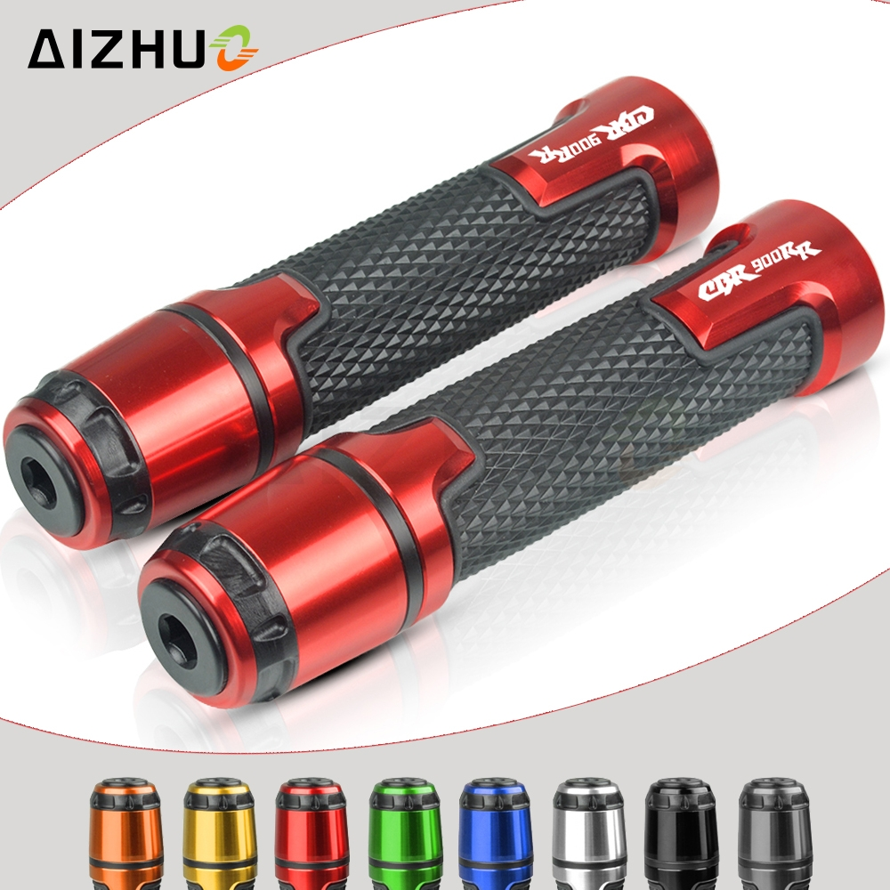 Motorcycle Racing Grips Handle Ends Handlebar Grip Handle Grips For HONDA CBR900RR CBR900 RR CBR 900RR 1993-1999 1998 1997 1996