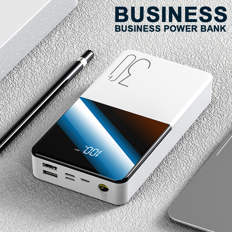 Portable Power Bank 30000mAh External Battery With QC Two-way Fast Charging For Phone 3