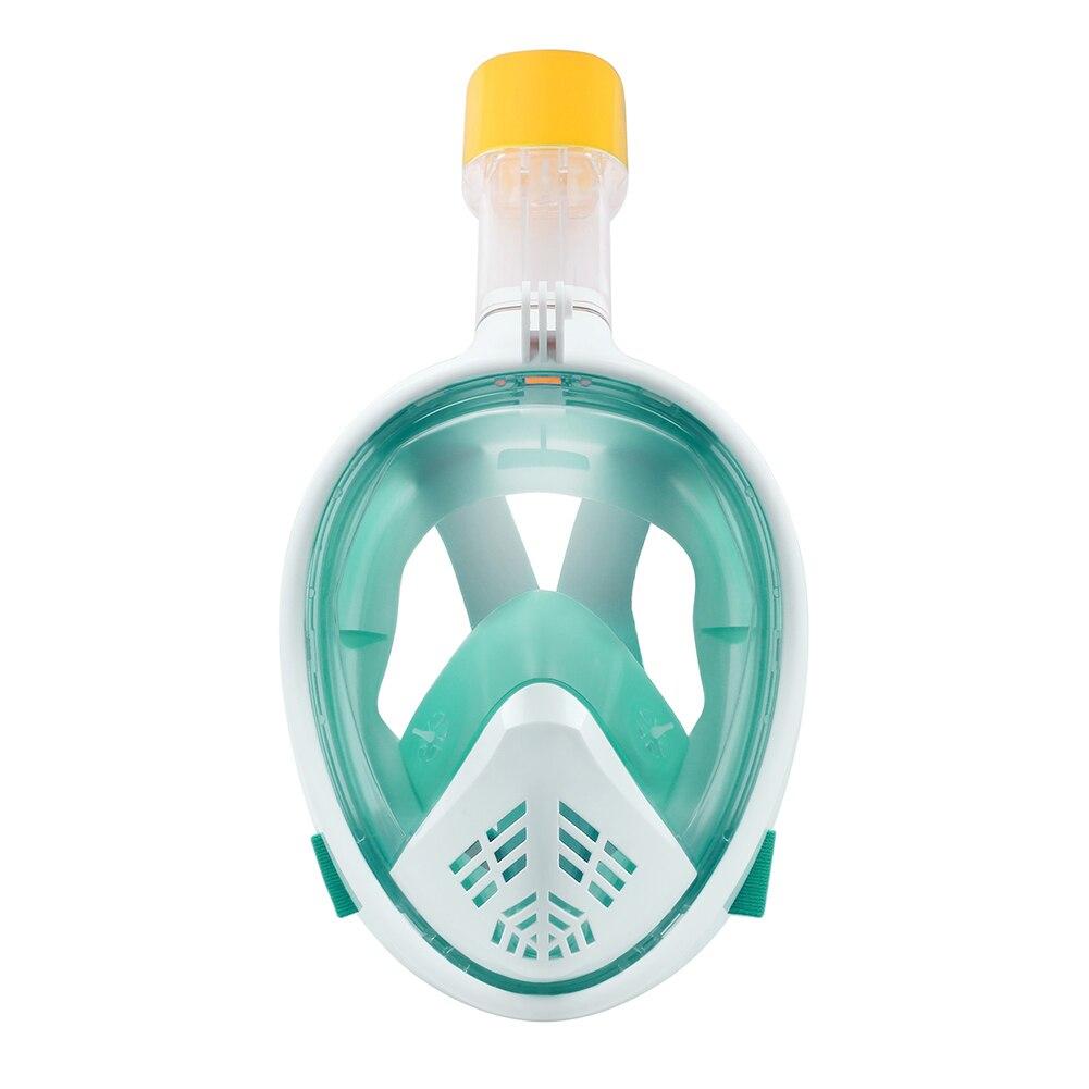 Máscara respirador subacuática, máscara de buceo, impermeable, Anti niebla, natación, máscara respiratoria para natación, pesca submarina, buceo para hombres 5 En 1 medidor de distancia láser telémetro 700M modo de día de niebla + distancia Horizontal + medidor de velocidad telémetro láser de caza
