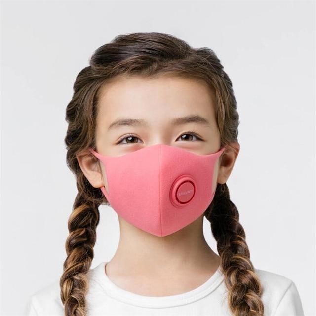 Smartmi breathlite anti-smog mask forChildre Kid Mask 3pcs Children's Protection against droplet  Haze-Proof Powerful Filtration 1