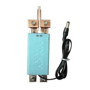 Image 3 - Spot Schweißer Integrierte Automatische Trigger Schweiß Maschine Zubehör für 18650 Batterie Spot schweißen maschine punkt schweißen maschine