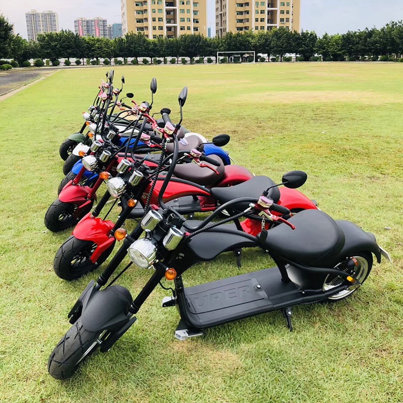 12-inch Harley electric scooter new style 60V2000W cool city convenient adult electric car
