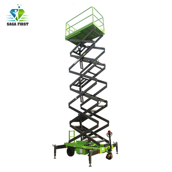6m portable small electric scissor lift made in China