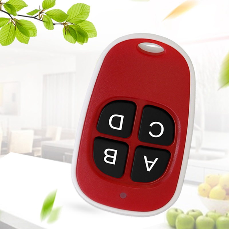 1pcs Multi Frequency Copy 433/315mhz Rolling Code Garage Door Remote Control Duplicator Top Quality 433/315MHz Remote Controller