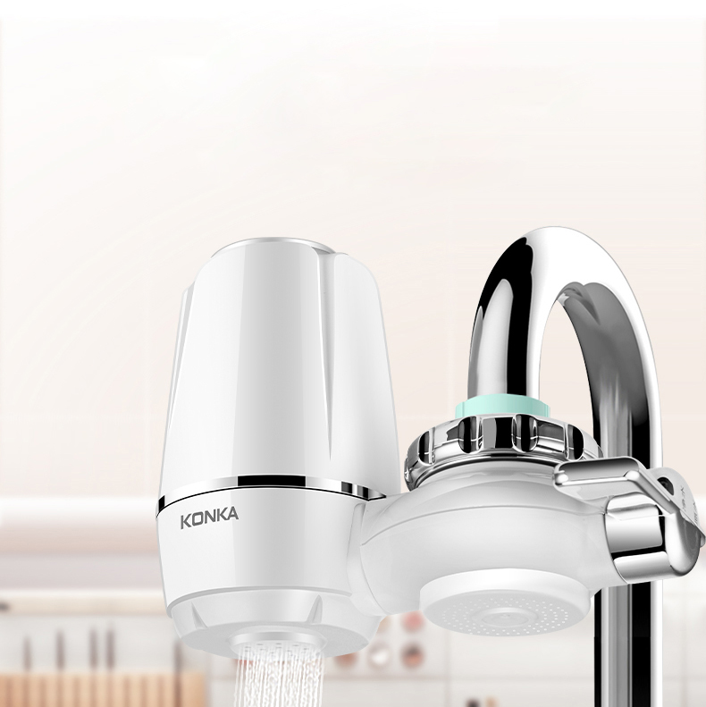 KONKA Washable Tap Water Purifier for Kitchen Faucet with Nine-Stage Fine-Filtration for Deep Purification 1