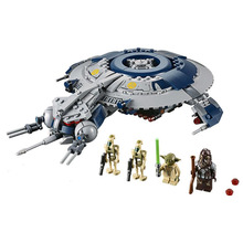 11420 Star Wars Series Droid Gunship Building Blocks 399pcs Bricks Toys Sets For The Gift Compatible With Star Wars 75233 free shipping star wars captain rex s at te 05032 740pcs building blocks compatible with 75157 star wars boys toys gift