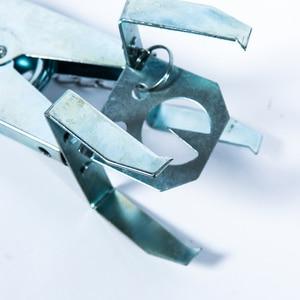 Image 5 - Multifunction Galvanised Mole Trap Control Durable Claw Easy Setup Catching Scissor Type Eliminator Garden Reusable Random Color