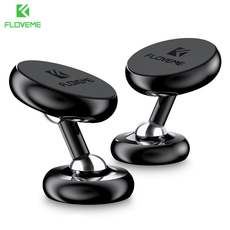 FLOVEME Magnetic Car Phone Holder For Phone In Car Holder For Your Mobile Phone Car Holder Mount Stand Soporte Celular Para Auto