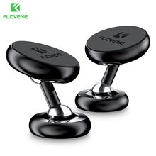 FLOVEME Magnetic Car Phone Holder For In holder for your mobile phone Mount Stand soporte celular para auto