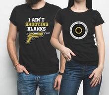 Парные футболки для беременных на День святого Валентина 2021
