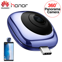 Original Huawei 360 Panoramic camera Lens Envizion Hd 3D live motion camera 360 degree wide Angle Android Mobile Phone External