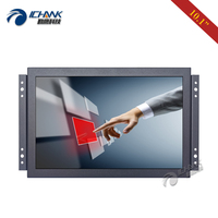 ZK101TC 56H/10.1 inch 1920x1200 IPS Full View HDMI Metal Case Embedded Open Frame Industrial Touch Monitor LCD Screen Display