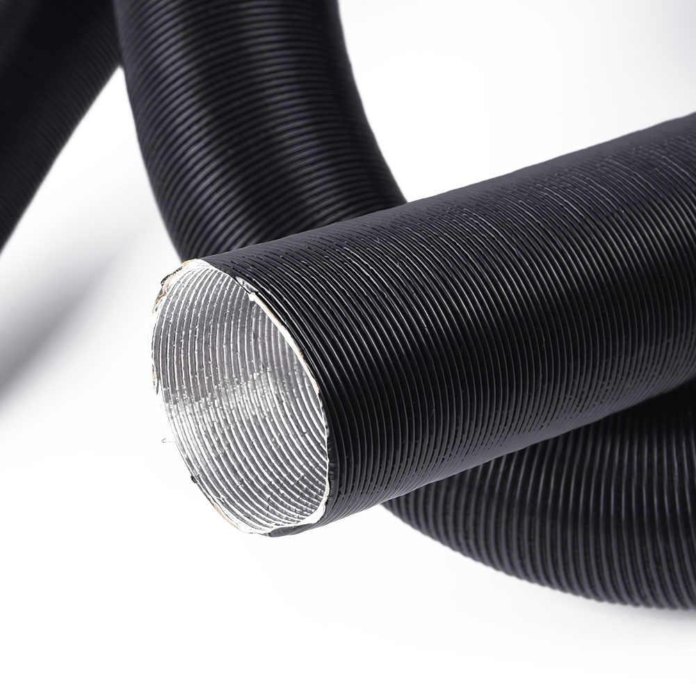 Carbon Fiber Car Bumper Turbo Luchtaanzuigbuis Kit Grille Mount Pijp Trechter Klem Auto Accessoires