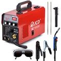 JCD ARC/MIG Электрический сварочный аппарат 220V Инвертор постоянного тока IGBT MMA Home сварочный аппарат