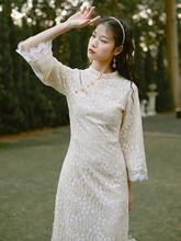 Осеннее платье Ципао 2020 улучшенная версия повседневный банкет