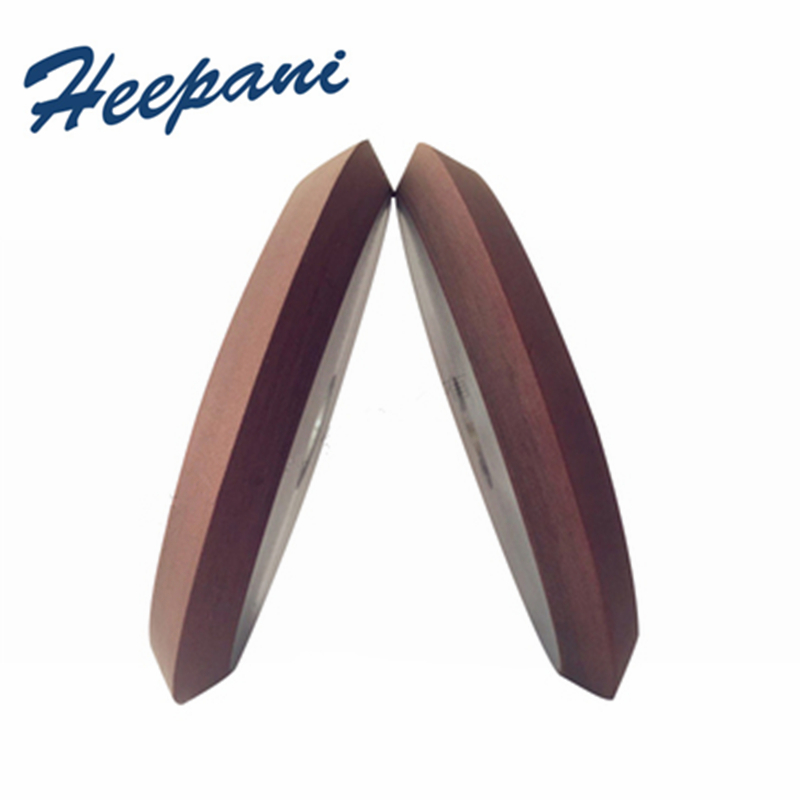 150X31.75X30° / 60° Angle Double Side Grinding Wheel 80 - 2000 Mesh Finishing Diamond Cutting Tool For Grinding Tungsten Steel