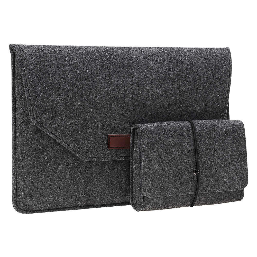 New Soft Wool Felt for MacBook Pro 13 15 2015 Retina 12 Sleeve Laptop Case For Mac book Air Pro Retina 11 12 13 15 Laptop Sleeve image