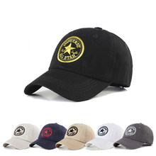 Fünf Stern Muster Baseball Kappe Für Männer Frauen Stickerei Visiere Hut Hip Hop Snapback Caps Sommer Outdoor Golf Sport Hüte BAG4218(China)
