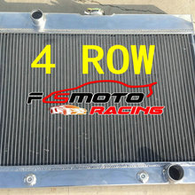 Radiator Chevy Biscayne/impala Aluminum-Alloy Chevelle/el-Camino for 1963-1968 67 66
