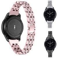 Galaxy Watch 46 мм 42 мм ремешок для samsung gear S3 Frontier Classic Galaxy Watch Active Amazfit Bip huawei Watch GT ремешок 22 мм ремешок