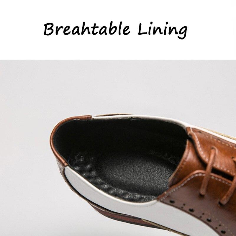 do tamanho grande da moda sapatos de