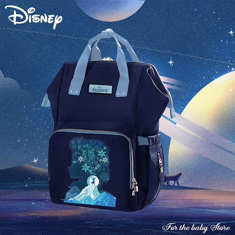 Disney Frozen Baby Diaper Bag Stroller Mummy Maternity Nappy Bag Nappy Changing Bag Cute Olaf Elsa Anna Pre-design