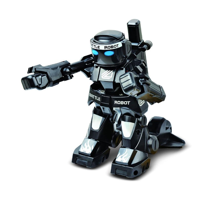 Le Chi 2.4G Remote Control Play With Your Partner Robot Fighting Battle CHILDREN'S Electric Toys Boy Parent And Child Interactiv