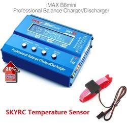 SKYRC IMAX B6 mini 60W Balance Charger Discharger WITH SKYRC Temperature Sensor