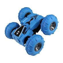 Four-wheel Remote Control Vehicle 360 Degree RC Stunt Car Model