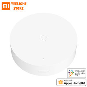Remote-Control Mesh Multimode WIFI Xiaomi Smart Mihome Bluetooth Gateway Mijia for App/apple
