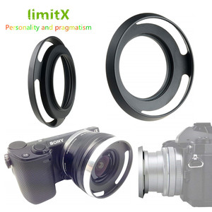 Image 4 - 46mm UV Filter + Metal Lens Hood + Cap + 9H Tempered Glass LCD Screen Protector for Nikon Z50 camera with 16 50mm lens