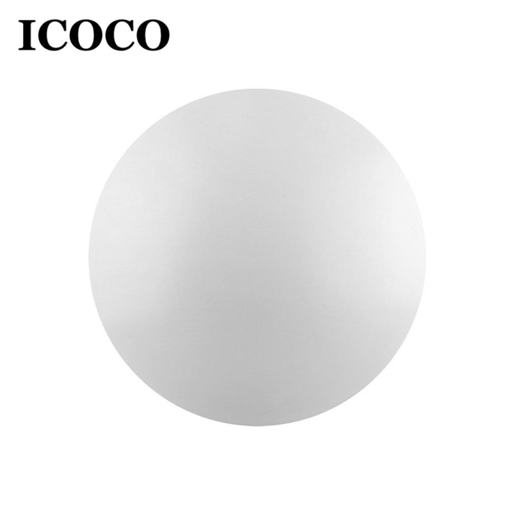 ICOCO Intelligente Voice Radar Gecontroleerde Inductie Plafondlamp balkon plafond lamp lichtregeling gangpad lamp WC Night Lights