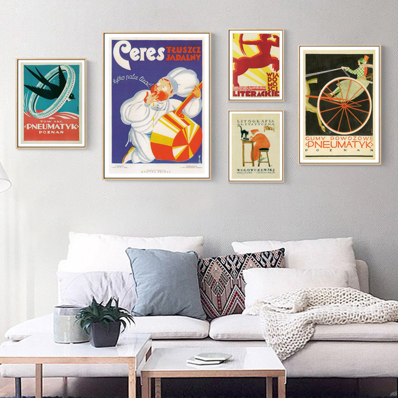 Best Top Poster Vintage Tire Brands And Get Free Shipping A133
