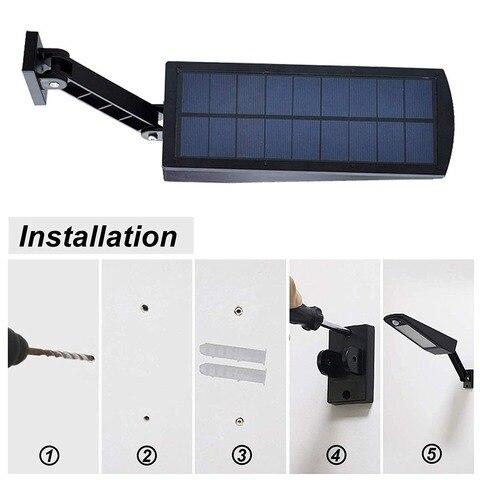 lampada de parede com sensor de movimento