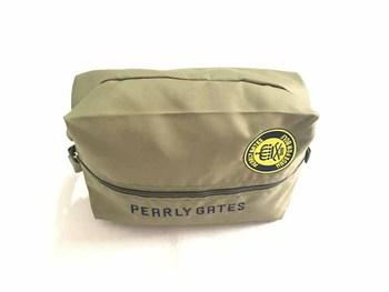Zupełnie nowe perłowe bramy golfowe torebki perłowe bramy golfowe torba na ubrania Khaki perłowe bramy golfowe torebka EMS wysyłka tanie i dobre opinie TOPRATED CN (pochodzenie) Mikrofibra Golf odzież torba Pearly Gates