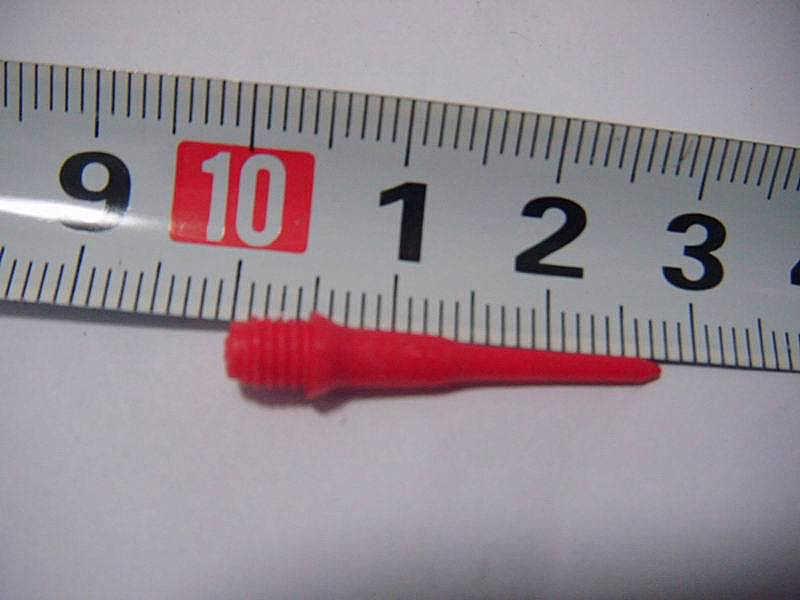 100 個耐久性のあるソフト先端点針交換のための電子ダーツダーツタングステンダーツアクセサリー