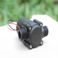 DC Mini High Power Hydraulic Hydro Turbine Generator High Efficiency Parts water pressure 0.08~0.45MP Operating temperature