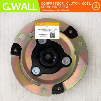 5PCS/LOT NEW CVC CSE613 Car Auto AC Clutch Hub For Opel For Astra For Zafira 64509145351 64509156821 64526915380 64529156821